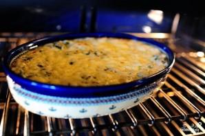 Сырный соус с артишоками и шпинатом - фото шаг 8