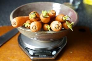Морковный салат с нутом - фото шаг 2