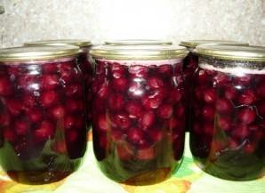 Желе из вишни на зиму - фото шаг 6
