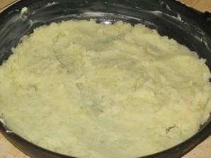 Запеканка из картофельного пюре в духовке - фото шаг 3