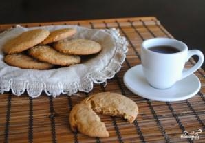 Веганское овсяное печенье - фото шаг 11