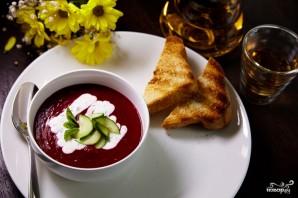 Крем-суп из свеклы - фото шаг 6