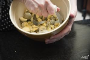 Яйца фаршированные желтком - фото шаг 3