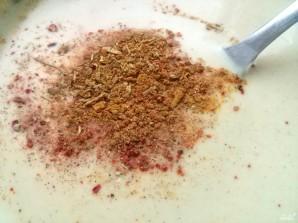 Треска, запеченная под соусом - фото шаг 2