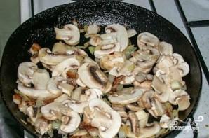 Крем-суп из шампиньонов с картошкой - фото шаг 2