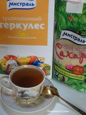 """""""Геркулесовое  кофе2 и """"Геркулесовый тарт"""" - фото шаг 10"""
