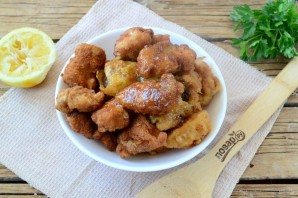 Курица в лимонном соусе по-китайски - фото шаг 10