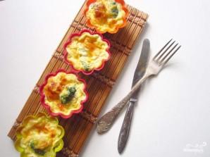 Брокколи, запеченная с сыром - фото шаг 5