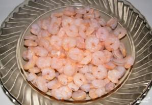 Салат с кальмарами и крабовыми палочками - фото шаг 3