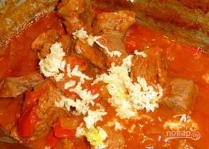 Говяжья вырезка в томатном соусе - фото шаг 6
