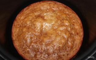 Постный пирог на чае с вареньем - фото шаг 5
