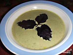 Крем-суп из брокколи в мультиварке - фото шаг 7
