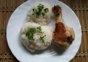 Курица с аджикой в мультиварке - фото шаг 4