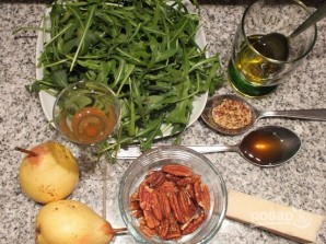 "Салат с сыром ""Пармезан"" - фото шаг 1"