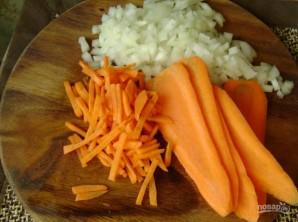 Грибной суп с цветной капустой - фото шаг 4