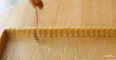 Пирог с сыром, помидорами и оливками - фото шаг 2