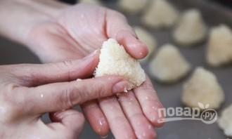 Кокосовое печенье без муки - фото шаг 2