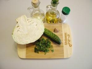Салат из капусты - фото шаг 1