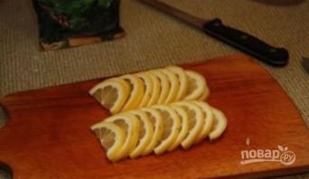Стерлядь в духовке целиком (простой рецепт)  - фото шаг 3