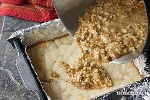 Овсяные пирожные с орехами и изюмом - фото шаг 5