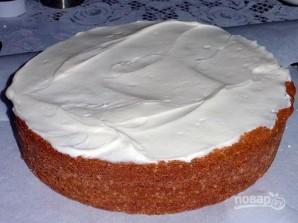 Кремовый торт - фото шаг 5