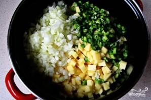 Сельдереевый суп - фото шаг 5