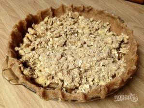Овсяный пирог с грушей - фото шаг 9