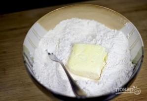 Печенье на кефире - фото шаг 4
