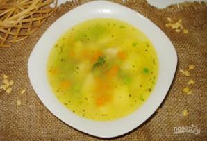 Суп гороховый постный - фото шаг 6