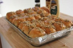 Горячие бутерброды на праздничный стол - фото шаг 6