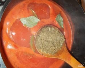 Острый томатный соус - фото шаг 6
