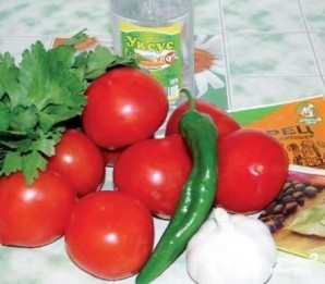 Маринованные помидоры быстрого приготовления - фото шаг 1