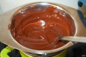 Творожный торт без выпечки - фото шаг 4