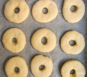 Пончики классические - фото шаг 5