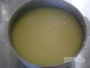Суп-пюре постный - фото шаг 9
