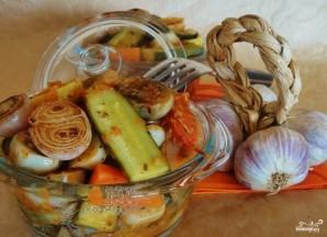 Диетическое овощное рагу - фото шаг 7