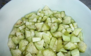 Овощное рагу с фаршем - фото шаг 1