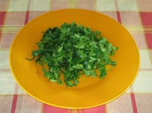 Cалат из печеных овощей - фото шаг 8
