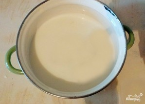 Молочный суп с вермишелью для детей - фото шаг 2