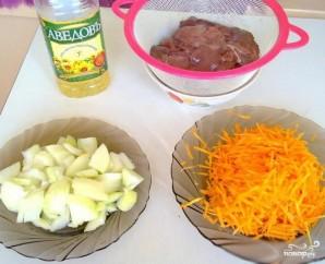 Вкусный паштет из куриной печени - фото шаг 1