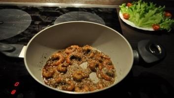 Креветки в соевом соусе - фото шаг 5