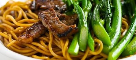 Лапша с говядиной по-китайски - фото шаг 8