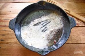 Макароны с мясом под сыром в духовке - фото шаг 5