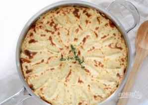 """Вегетарианский """"Пастуший"""" пирог - фото шаг 6"""