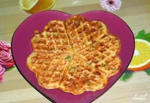 Сырные вафли - фото шаг 5