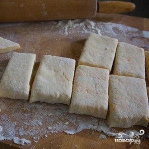 Печенье с сыром Чеддер - фото шаг 6