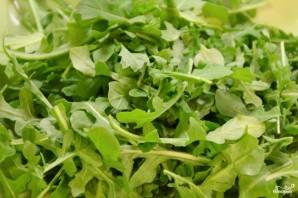 Салат с фенхелем и яблоком - фото шаг 3