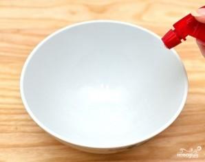 Омлет без молока в микроволновке - фото шаг 1
