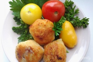 Клецки из картошки - фото шаг 8