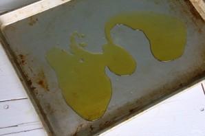 Фокачча с маслинами и розмарином - фото шаг 7